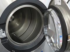 最近のドラム式の洗濯機などで時々聞かれることですが