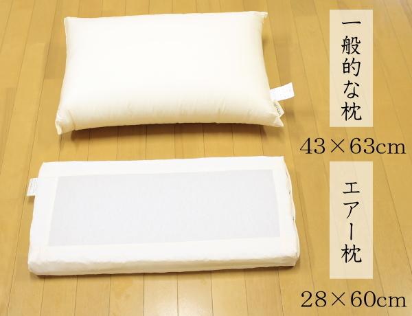 寝返りを助ける枕作りました。