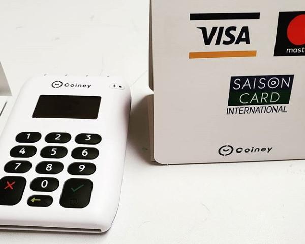 店舗でもクレジットカード使えます!